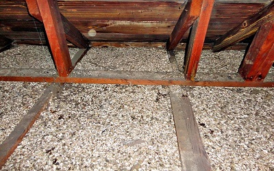 Vermiculite and Asbestos Insulation – Pearl Inspection